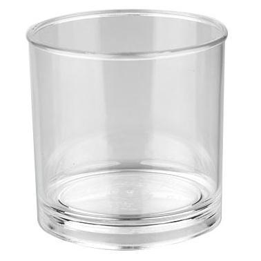 Поликарбонатна чаша   за уиски 250мл  PLAST PORT-(PCG-20)(46012250)