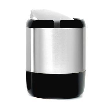 Кош за баня LIMA пластмаса/инокс 6л PN-(M-E06-06) - Primanova