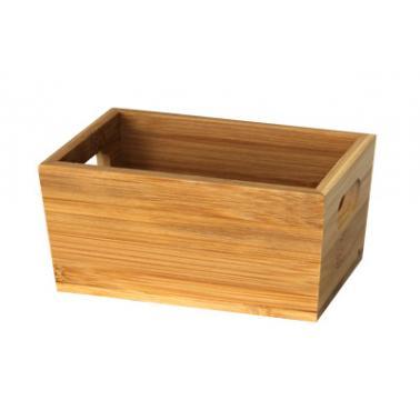 Бамбукова касетка 15x10x7см (S0108) - Horecano