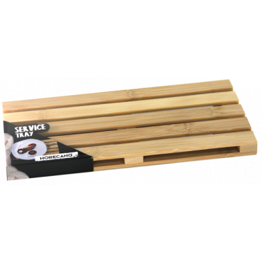 Бамбукова подложка 15х30х2см  HORECANO-(1293SJ5039)