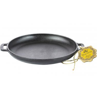 Чугунена кръгла шола ф18xh2,5см (T101) - Maysternya