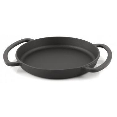 Чугунена тава 16см черна  SILVER-(4016YT)