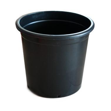 Пластмасова саксия 45л чернаSA-(5659)- Senyayla