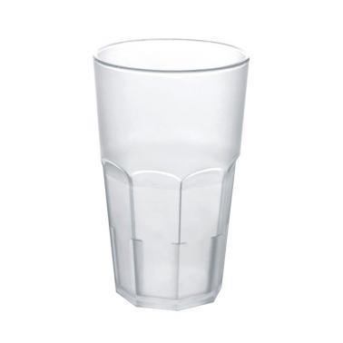 Поликарбонатна чаша за концентрат 250мл 8,4xh9см RK-FROSTED (PM.250F)   - Rubikap