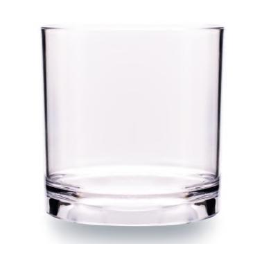 Чаша за уиски поликарбонат 250мл. RK-(PM.R25) - Rubikap