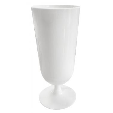 Поликарбонатна чашаза коктейли 460млRK-PREMIUM WHITE-(GB.48)- Rubikap