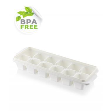 Пластмасова форма за лед 25,3x9xh4см DUNYA-(16011)