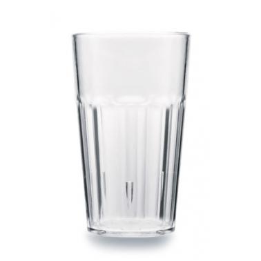 Поликарбонатна чаша   440мл PC RK-(TB.40)  - Rubikap