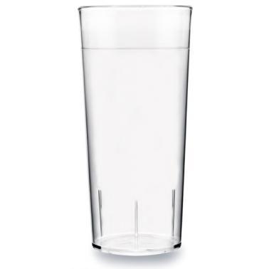 Поликарбонатна чаша    за коктейли   500мл 7,6xh16см  RK-(TB.A50)  - Rubikap