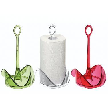 Пластмасова стойка за домакинска хартия