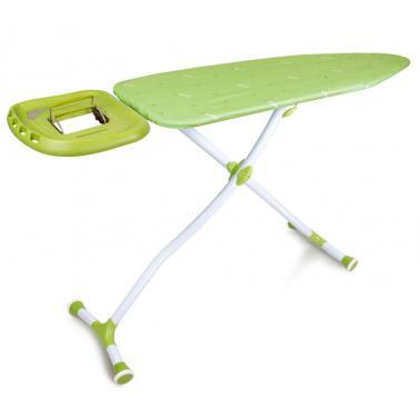 Маса за гладене DIVA зелена 45x125см PERILLA-(UAS-14311 / 14011)