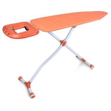 Маса за гладене DIVA оранжева45x125см PERILLA-(UAS-14311 / 14011)