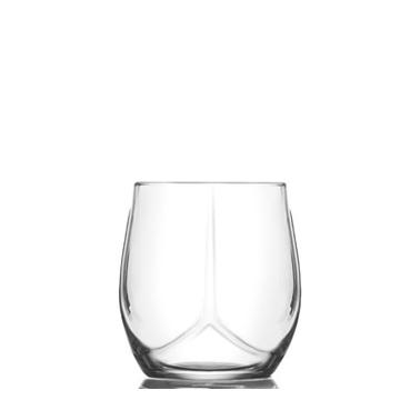 Стъклена чаша за алкохол / аперитив ниска 240мл  AIZONA 10 - Lav
