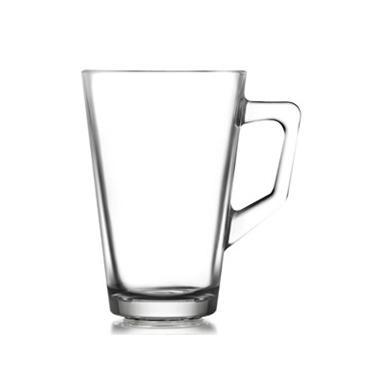 Стъклена чаша за топли напитки  240мл PL 438 - Lav