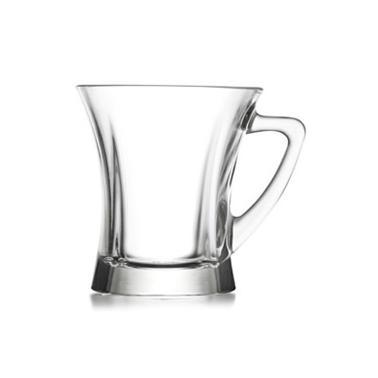 Стъклена чаша за топли напики 220мл TRU / TPL435 - Lav