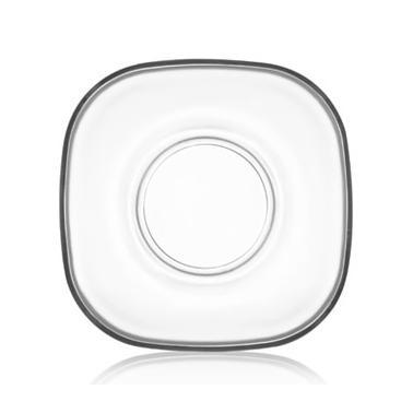 Стъклена чинийка  подложнa ZEN 277 - Lav