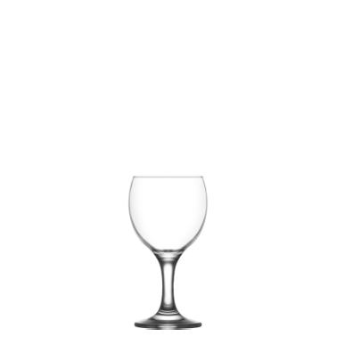 Стъклена чашa  на столче за ракия / аперитив 165мл LAV -MIS 521YHD-(HORECA)