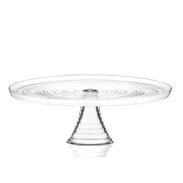 Стъклена поставка за торта DRN 860/875 - Lav