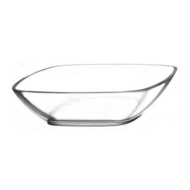Стъклена чиния за сервиране 16,7см PST 266 - Lav