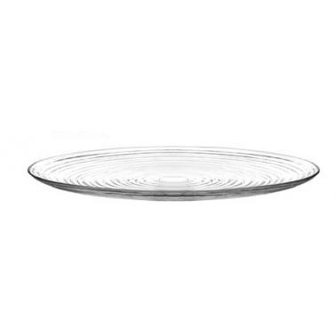 Стъклена чиния за сервиране 34,5см DRN 880 - Lav