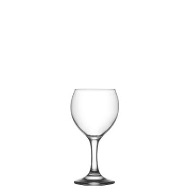 Стъклена чашa  на столче за бяло вино 210мл LAV -MIS 549YHD-(HORECA)