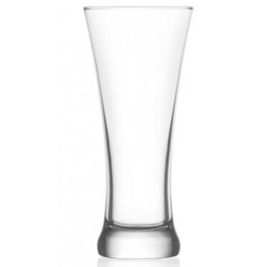 Стъклена чаша за бира 380мл LAV-SRG 375YHD  (HORECA)
