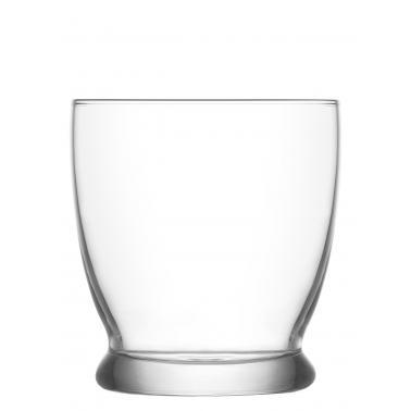 Стъклена чаша за алкохол / аператив ниска 295млLAV-ROM 343