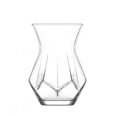 Стъклена чаша за турски чай / топли напитки 165млALY 326 - Lav