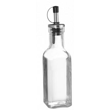 Стъклена бутилка резервна 175 мл OIL (SP-OS) ДС - Horecano