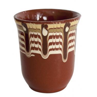 Чаша от троянска керамика 100гр ТК - Horecano