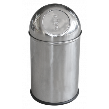 Иноксов кош 5л PUSH(HSP-0014B)(FTC015-5L) - Horecano