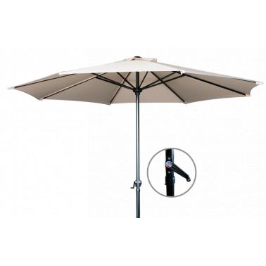Чадър 2.7м  бял (8230/B-108021) - Horecano