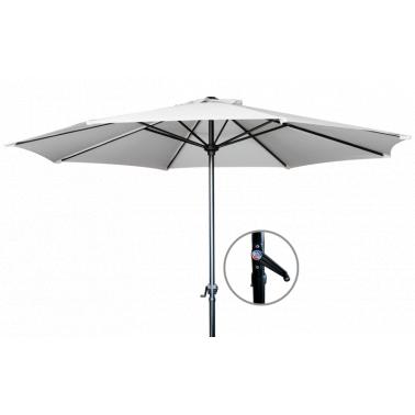 Чадър 3м  бял (8230/B-108021) - Horecano