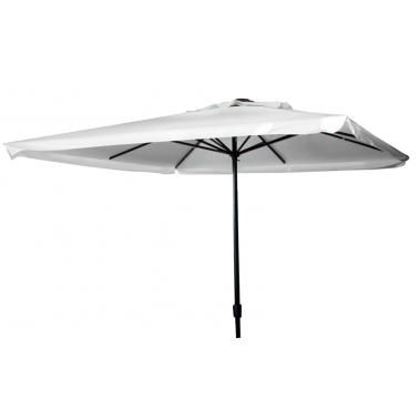 Чадър квадратен 3x3м  бял (8010Z/108021) - Horecano