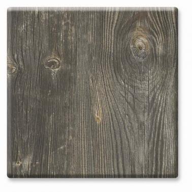 Верзалитен плот кръгъл  ф80см  стар бор (4573) - Werzalit