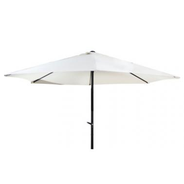 Чадър 2.5м бял(JYT8270-2.5M-WHITE) - Horecano