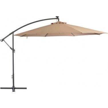 Чадър камбана 3м бежов(JYT8256-BEIGE)- Horecano