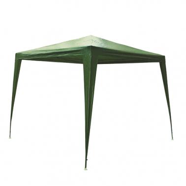 Найлонова шатра 3x3м    зелена   (KXGT-802PE) ГР - Horecano