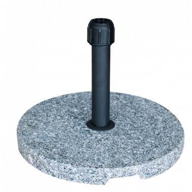 Стойка за чадър 22кг мрамор  (TH20-R009) - Horecano