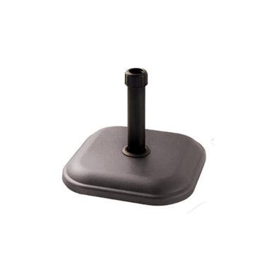 Стойка за чадър 11кг квадрат кафява (TH11-C2) - Horecano