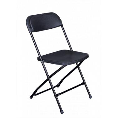 Стол, кетъринг   сгъваем класик черен (KP-C1028B) - Horecano