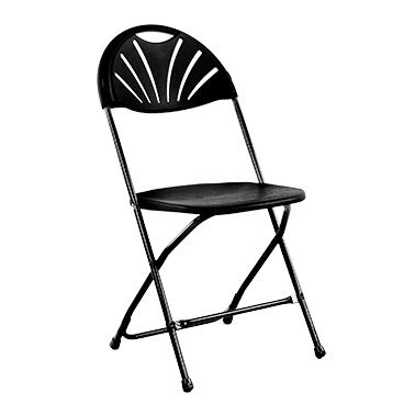 Стол, кетъринг  сгъваем черен (KP-Т1028B) - Horecano