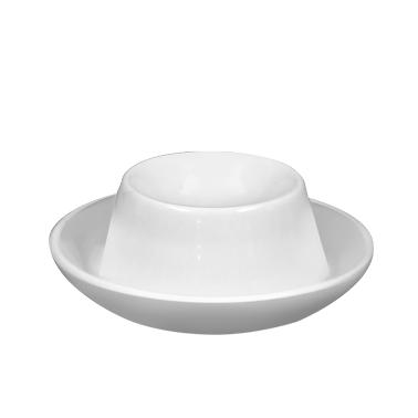 Порцеланова коктиера   кръгла (KB090)КП - Китайски порцелан