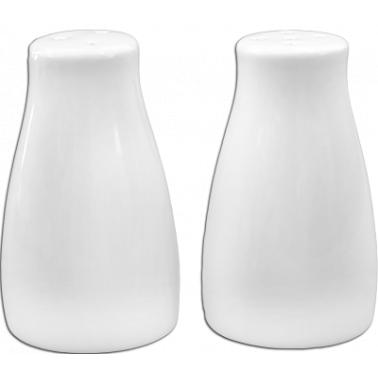 Порцеланова солница и пиперница 2бр комплект  (RE-001)КП - Китайски порцелан