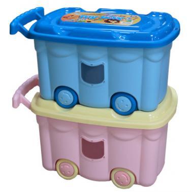 Пластмасова детска кутия контейнер50л AKAY-(AK-494)