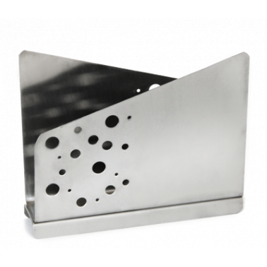 Иноксов салфетник триъгълен (410130) - Horecano