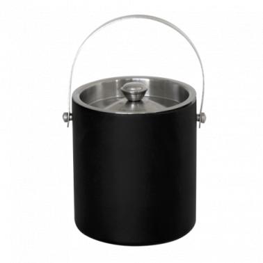 Иноксов съд за лед двустенен черен  (502830) - Horecano