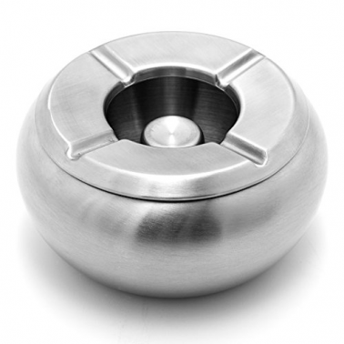 Иноксов пепелник   ветроустойчив  сфера ф10см  (508130) - Horecano