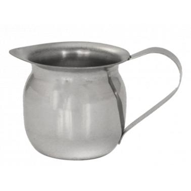 Иноксова каничка за мляко 50мл  (BGS-II G 5)  -  Horecano
