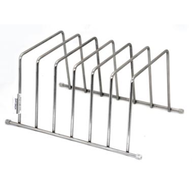 Иноксова стойка за дъски квадрат (WP-I I R) - Horecano